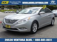 Options:  2013 Hyundai Sonata Limited|Silver/|V4 2.4L