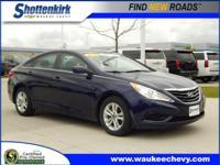 Options:  2013 Hyundai Sonata Gls|Gls 4Dr