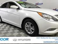 Hyundai Sonata GLS Cloth. 6-Speed Automatic with
