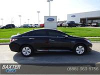 CARFAX 1-Owner. FUEL EFFICIENT 40 MPG Hwy/36 MPG City!,
