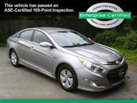 Hyundai Sonata Hybrid This Sonata is one of