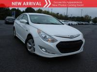 New arrival! 2013 Hyundai Sonata Hybrid! This vehicle