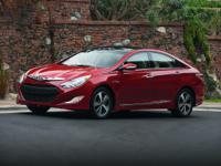 2013 Hyundai Silver Sonata Hybrid Clean CARFAX. 2.4L