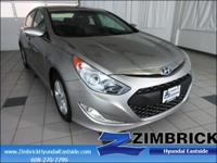 Hyundai Certified, Superb Condition, CARFAX 1-Owner.
