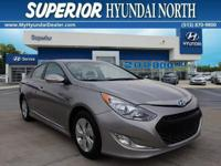 OWN THIS SUPERIOR HYUNDAI NORTH CERTIFIED PRE-OWNED