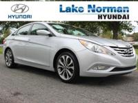 The Lake Norman Hyundai EDGE! The car you've always