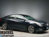 Loaded!! Blue 2013 Hyundai Sonata Limited 2.0TSonata