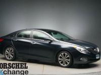 Loaded!! Blue 2013 Hyundai Sonata Limited 2.0TSonata