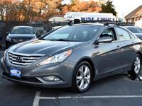 This  2013 Hyundai Sonata is a dream to drive. This