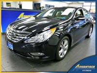 This fully loaded Hyundai Sonata Limited has all of the