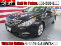 Options:  2013 Hyundai Sonata Limited|Visit Star Auto