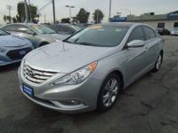 """""""MUST SEE!! THIS SPORTY SONATA LIMITED COMES WITH"""