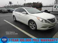 Here is an extremely clean Hyundai Sonata that comes