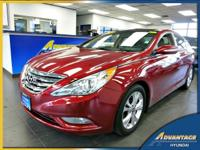 This 1-Owner Hyundai Sonata Limited is immaculate! This
