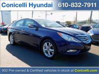 This Hyundai Sonata is Certified Preowned! CARFAX