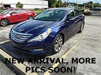 Recent Arrival! CARFAX One-Owner. 2013 Pacific Blue