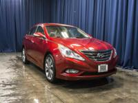 Clean Carfax One Owner Sedan with Sunroof!  Options: