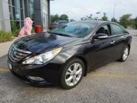2013 Hyundai Sonata Limited CARFAX One-Owner.