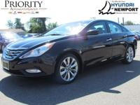 This 2013 Hyundai Sonata is a steal! Its a 2.4L