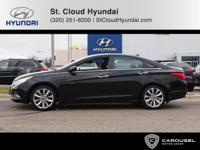 **HYUNDAI CERTIFIED**, **NAVIGATION & SUNROOF