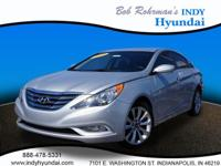 This 2013 Hyundai Sonata SE boasts features like Sirius