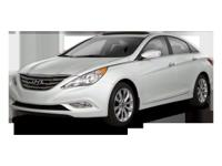 This 2013 Hyundai Sonata SE is Well Equipped with Brake