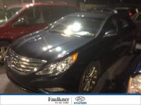 Off Lease, Certified, & Loaded, This 2013 Sonata SE Is