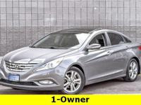 **HYUNDAI CERTIFIED** CARFAX 1-Owner, Heated Seats,