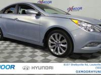 Hyundai Sonata CARFAX One-Owner. Odometer is 14102