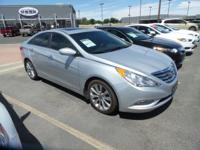Safe and reliable, this Used 2013 Hyundai Sonata lets