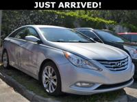 This Sonata features:35/24 Highway/City MPGAwards:  *
