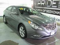 Look at this Sonata Limited! Low miles,  Fully