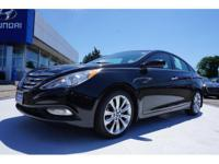Get ready to go for a ride in this 2013 Hyundai Sonata