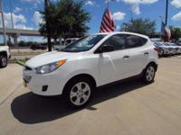 Options:  2013 Hyundai Tucson Fwd Automatic