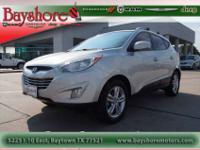 2013 Hyundai Tucson GLS For Sale.Features:Back Up