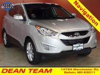 Meet this incredible 2013 Hyundai Tucson Limited
