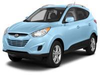Options:  2013 Hyundai Tucson Gls|2013 Hyundai Tucson