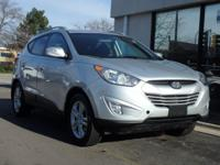 *Hyundai Certified Pre-Owned!*Our Hyundai Tucson GLS in