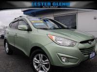 This 2013 Hyundai Tucson GLS is proudly offered by