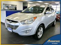 This 1-Owner Hyundai Tucson GLS with All Wheel Drive