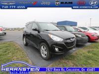 2013 Hyundai Tucson Limited AWD. Reviews: * Sharp