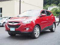 New Price! 2013 Hyundai Tucson Limited Red *Bluetooth,