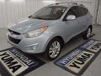 CARFAX One-Owner. 30/21 Highway/City MPG 4-Wheel Disc