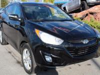 This superb-looking 2013 Hyundai Tucson is the