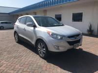 This 2013 Hyundai Tucson GLS is offered to you for sale