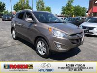 **HARD TO FIND** 2013 Hyundai Tucson GLS with only