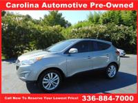 Meet this incredible 2013 Hyundai Tucson Limited!! You