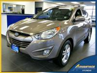 This hard to find, 1-Owner Hyundai Tucson GLS has all