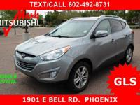 JUST ARRIVING ** PICTURES PRE DETAIL ** TUCSON GLS **