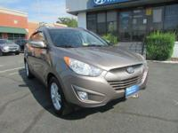 2013 Hyundai Tucson GLS In Brown * BLUETOOTH * * MP3-